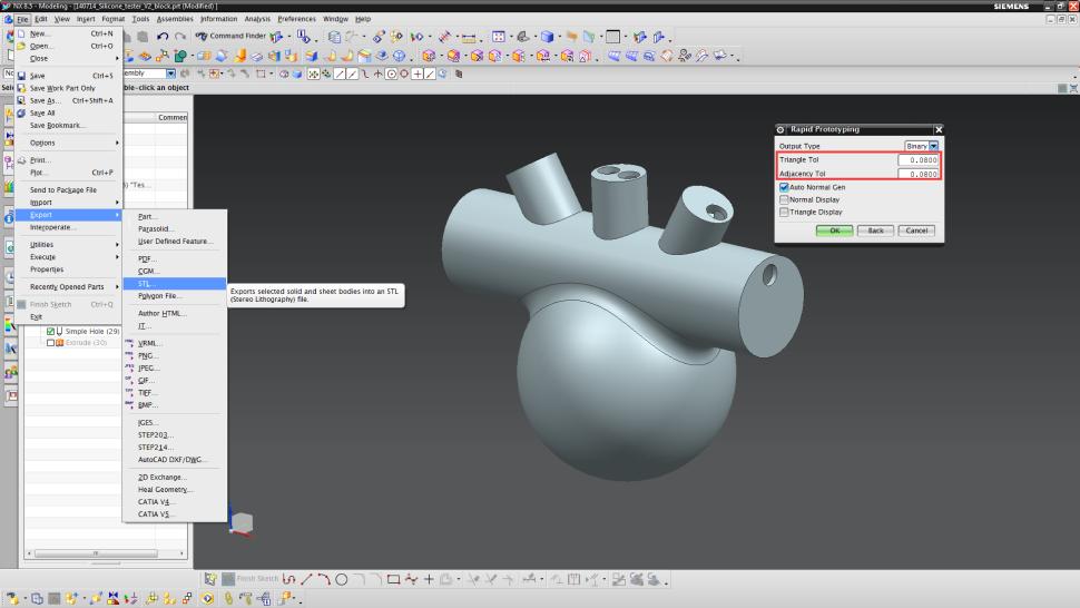 3d Printing The Mold Soft Robotics Toolkit